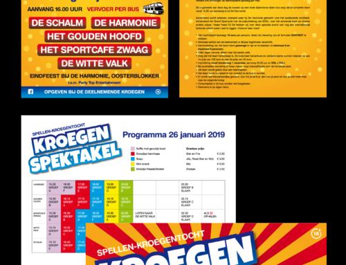 Huisstijl KroegenSpektakel