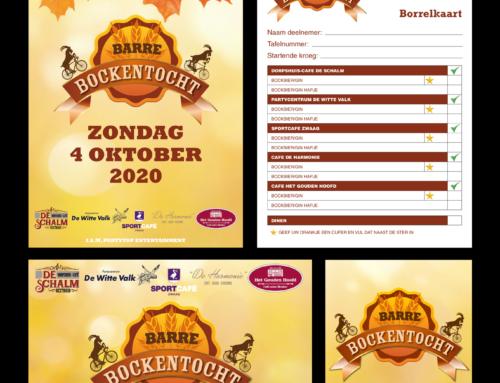 Huisstijl Barre Bockentocht